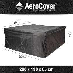 AeroCover Tuinsethoes B 200 x D 190 cm