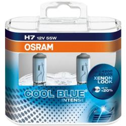 Osram Auto Halogeenlamp Cool Blue Intense H7 55 W 12 V