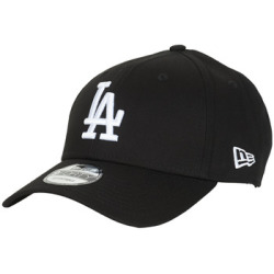 baseballpet voor volwassenen 9forty los angeles dodgers zwart new era
