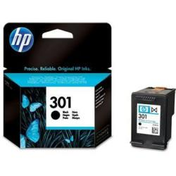 HP Cartridge 301 Origineel Zwart CH561EE Cartridge