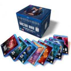 Doctor Who The New Series Seizoen 1 7 (Import) (blu ray)