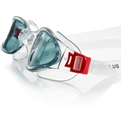 Speedo Zwembril Goggles Futura Plus Rood