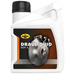 Olie kroon drauliquid dot 51 flacon 500ml