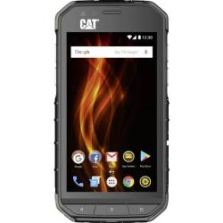 CAT S31 LTE outdoor smartphone 16 GB 4.7 inch (11.9 cm) Dual SIM Android 7.0 Nougat 8 Mpix Zwart