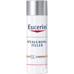 Eucerin Hyaluron Filler CC Cream Medium 50ml