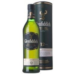 Glenfiddich 12 Years 70CL