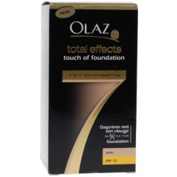 Olaz Total Effects Foundation Creme Medium