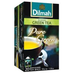 Dilmah All Natural Green Tea Pure (20st)