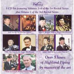 The Piping Centre 1St Recital Series (1 4) 3Rd R