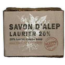 Aleppo Zeep 20 Laurier