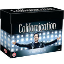 Californication Complete Serie (Import)