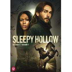 Sleepy Hollow Seizoen 1 DVD