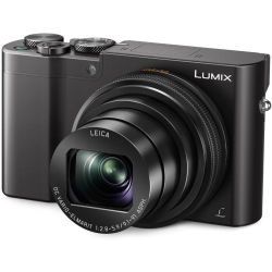 Panasonic Lumix DMC TZ100 compact camera Zwart