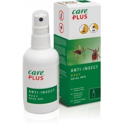 Care Plus Insectenwering Spray Deet 40 100ml