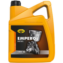 5 L can Kroon Oil Emperol Diesel 10W 40 31328
