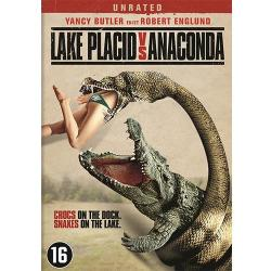 Lake Placid Vs Anaconda DVD