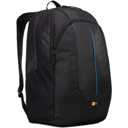 Case Logic Prevailer PREV 217 Black Midnight rugzak Polyester Zwart
