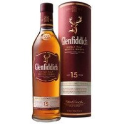 Glenfiddich Solera 15 Years 70CL