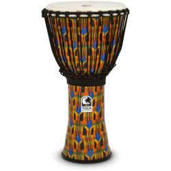 Toca SFDJ 12K Synergy Freestyle Rope Tuned 12 inch djembe