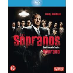 The Sopranos The Complete Series (Blu ray)
