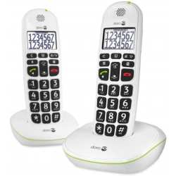 Doro Phone Easy Duo Telefoon Wit