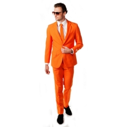 OppoSuits The Orange Kostuum Maat 50