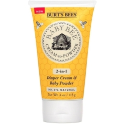 Burts Bees Baby Bee 2 in 1 Cream to Powder
