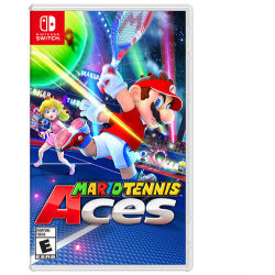 Nintendo Switch Mario Tennis Aces (Version Anglaise)