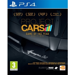 Project Cars (Game of the Year)