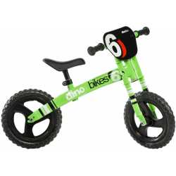 Step Dino Bikes Runner green