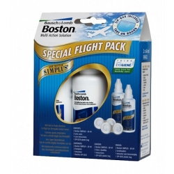 Boston Simplus Flight Pack2x60