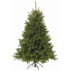 Triumph Tree Kerstboom Forest Frosted Pine groen 185cm