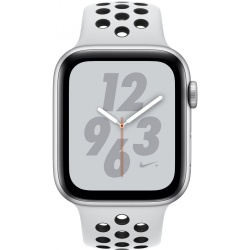Apple Watch Nike Series 4 OLED Cellulair Zilver GPS smartwatch