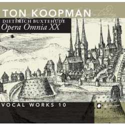 Opera Omnia Xx Vocal Works 10