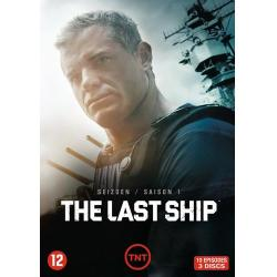 The Last Ship Seizoen 1 DVD