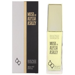 Alyssa Ashley Musk Eau De Toilette (100ml)