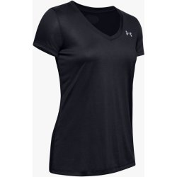 Dames T shirt UA Tech™ met V hals