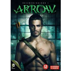 Arrow Seizoen 1 DVD