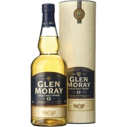 Glen Moray 12 Years 70CL