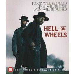 Hell On Wheels Seizoen 1 Blu ray