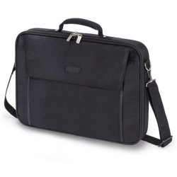 Dicota Multi BASE 17.3 inch Laptoptas Zwart